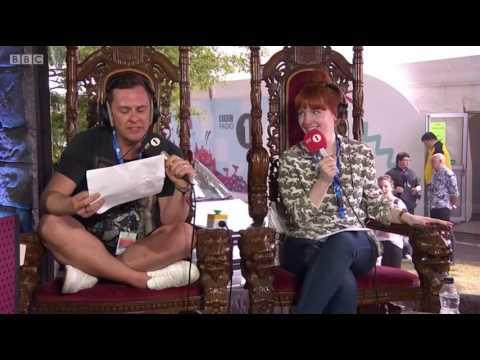 Take That Interview 28/05/2016