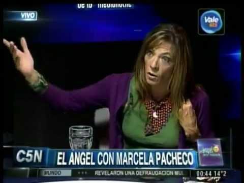 C5N - EL ANGEL DE LA MEDIANOCHE CON MARCELA PACHECO