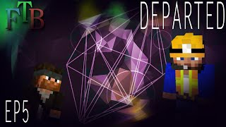Deeplands Treasure Mining | FTB Departed Minecraft | Ep.5