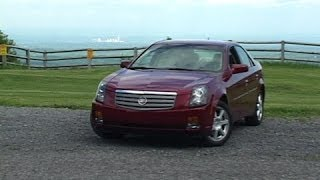 2003-2007 Cadillac CTS Pre-Owned Vehicle Review - WheelsTV