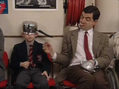 Mr Bean In The Hospital Youtube