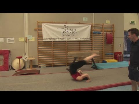 How To Execute A Backward Roll