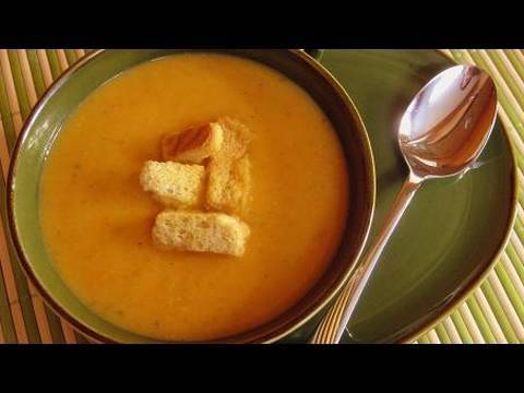 Vegetable Soup Recipe - CookingWithAlia - Episode 84