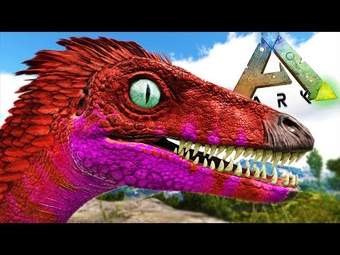 FULLY MUTATED TROODON! MASS TROODON BREEDING AND MUTATIONS! Ark Survival Evolved Zoo