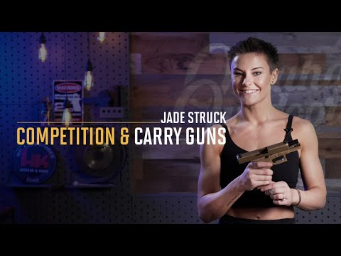 Competition & Carry Guns with Jade Struck   Omaha Outdoors