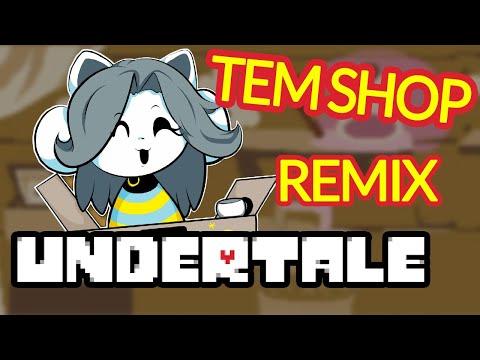 Undertale - Tem Shop (Ben Briggs Remix)