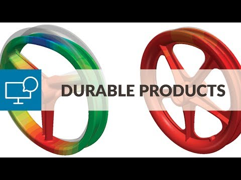 Webinar | More Durable Consumer Products with FEA
