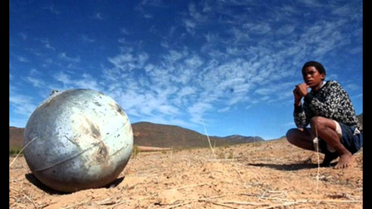 Image result for metallic balls from sky