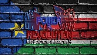 Южный судан. ВВП на уровне грунта. Power & Revolution 2020 Edition (стрим)