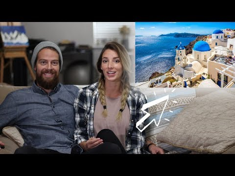 We Have a Hidden Treasure in Greece?! Plus Pregnancy Chat