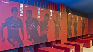 From june, fc barcelona are offering fans the option of visiting camp nou in a unique way. creation 'players experience tour' allows visitors ...