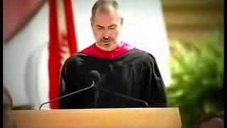 Fragment - Steve Jobs Stanford Commencement Speech 2005