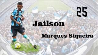 Jailson Marques Siqueira - Volante 95 - Grêmio FBPA