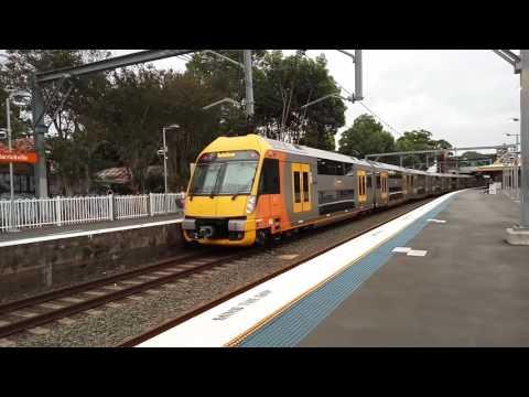 Sydney Trains Marrickville Station