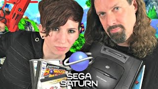 Sega SATURN BUYING GUÏDE & Top 10 Games!