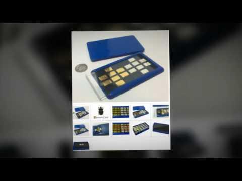 Ebay Element Card Gold Bullion Case