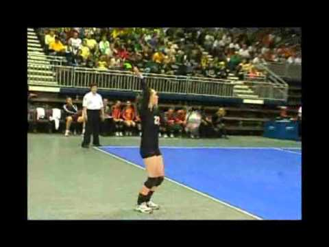 Kelly Walsh vs. Rock Springs - Volleyball 4A State Championship 10/30/10