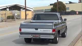 Chevrolet Silverado Classic - Like a Rock