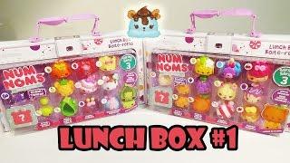 num noms series 3 lunch box unboxing 13 pack   birdpoo reviews