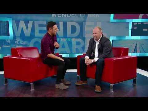 Wendel Clark on George Stroumboulopoulos Tonight: INTERVIEW