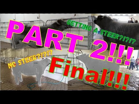 My Time at the Nebraska State Fair Part 2! FINAL!