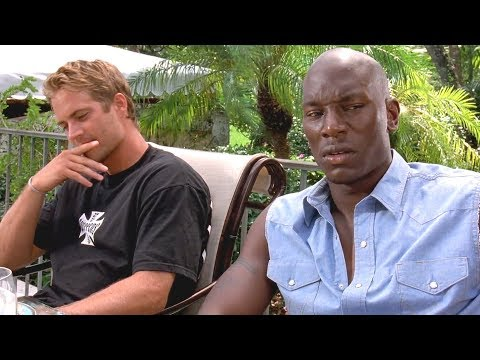 """2 Fast 2 Furious - """"We Did All That For A Damn Cigar?"""" HD"""