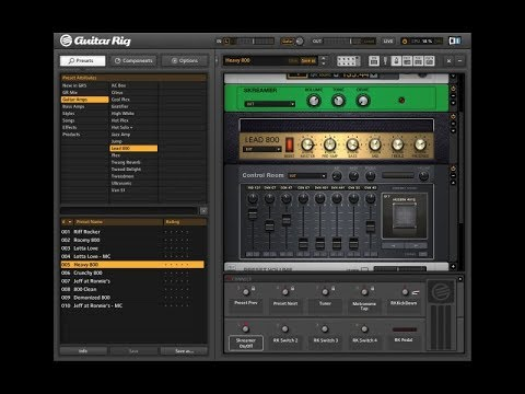 Best way for great guitar tracking with DI & VST