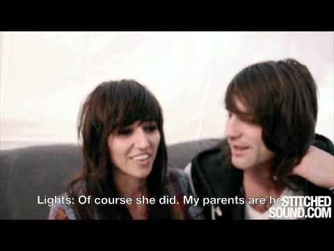 is beau from blessthefall dating lights