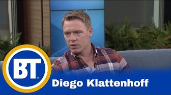 Diego Klattenhoff talks about his role in 'The Blacklist'