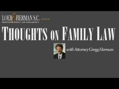 Thoughts on Family Law: Wisconsin's New Child Removal Law