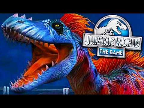 TANYCOLAGREUS NO LEVEL 30! - Jurassic World - O Jogo - Ep 177