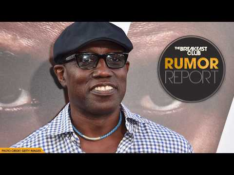 DJ Slab 1 - Wesley Snipes Still Owes A Ton in Back Taxes to the IRS