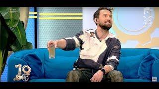 """Băutura secretă a lui Dani: """"E bună pentru febră, tuse, anemie, oboseală... Nu am, dar poate fac!"""""""