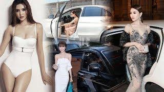 """Mỹ nữ Vũng Tàu đi siêu xe 70 tỷ phải """"dè chừng"""" đám cưới của người đẹp này - Tin Tức Sao Việt"""