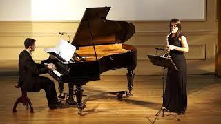 """""""Chanson et Passepied"""" Op. 16 Jeanine Rueff (Francia, 1922-1999)"""