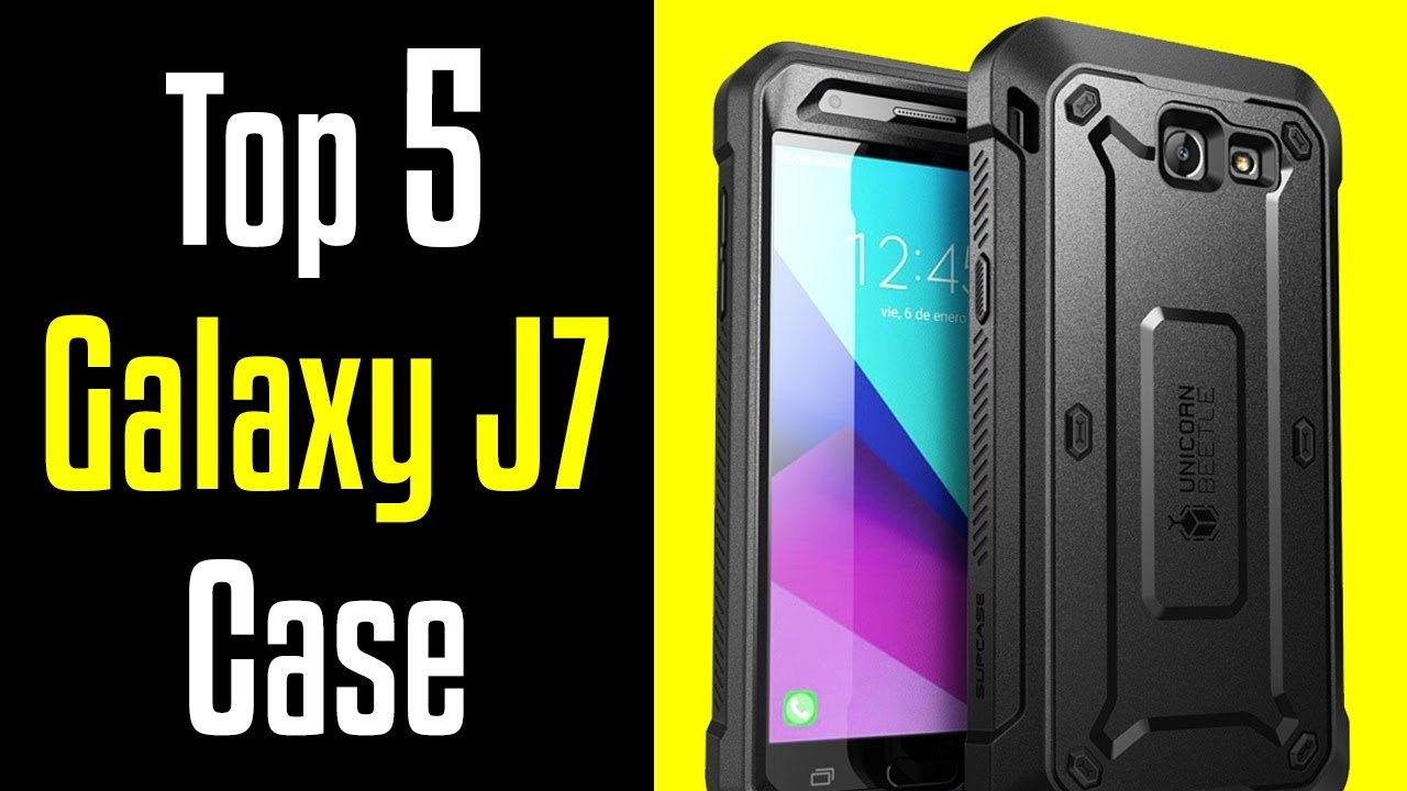 outlet store 1cb12 8934a 🔻Top 5 Best Samsung Galaxy J7 (2017) Cases!🔺[4K]