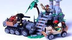LEGO Johnny Thunder World Expedition | Ideas Spotlight