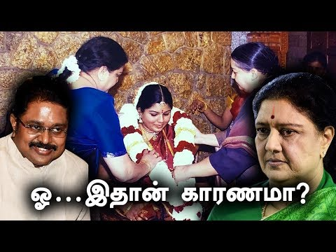 Reason behind Sasikala's 'silence' inside the prison ?
