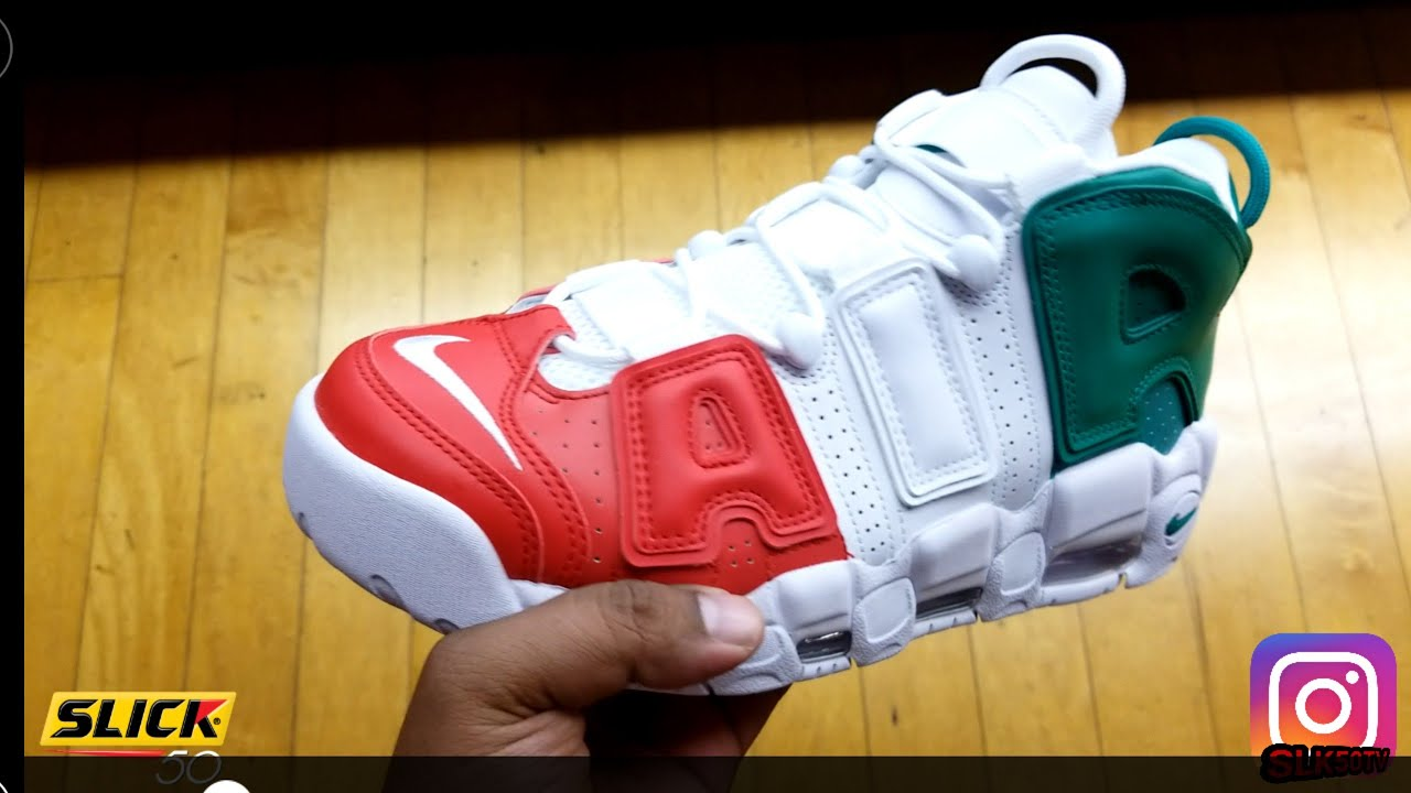 11df2958f9 Quicklook: Nike Air More Uptempo