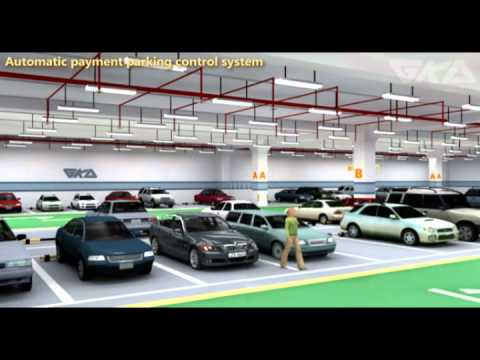 Automated Parking Payment System