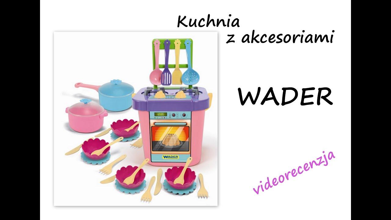 Kuchnia Z Akcesoriami Wader Videorecenzja