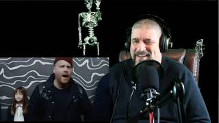 Metal Biker Dude Reacts - Run The Jewels - Legend Has It REACTION