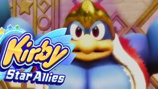 Part 4 KIRBY STAR ALLIES for Nintendo Switch Lets Play   SPIDER KIRBY