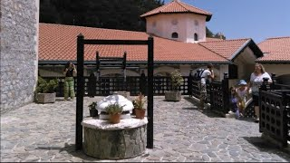 Киккос отдых на Кипре