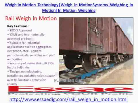 Saviour,Ecodek ,Weigh Bridge Software ,Rail Sensors, Weight Scales For Trucks