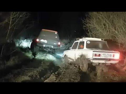 Путь ДОМОЙ на самои недорогом белом ВНЕДОРОЖНИКЕ ЗАЗ-968м