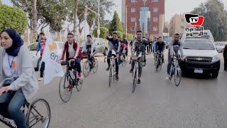 جامعة المنصورة تنظم مارثون احتفالا باليوم العالمي للكلى