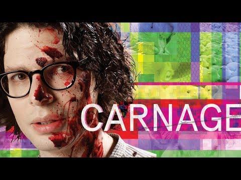Geniale! L'inizio del film Carnage di Simon Amstell