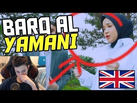 *REACTION* AL BARQ AL YAMANI - SABYAN Ft Adam Ali (Al Barq Al Yamani Reaction)