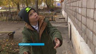 В Башкортостане школьник на лету поймал ребенка, выпавшего из окна